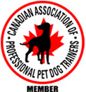 Canadian Association of Professional Pet Dog Trainingers - Happy Hound