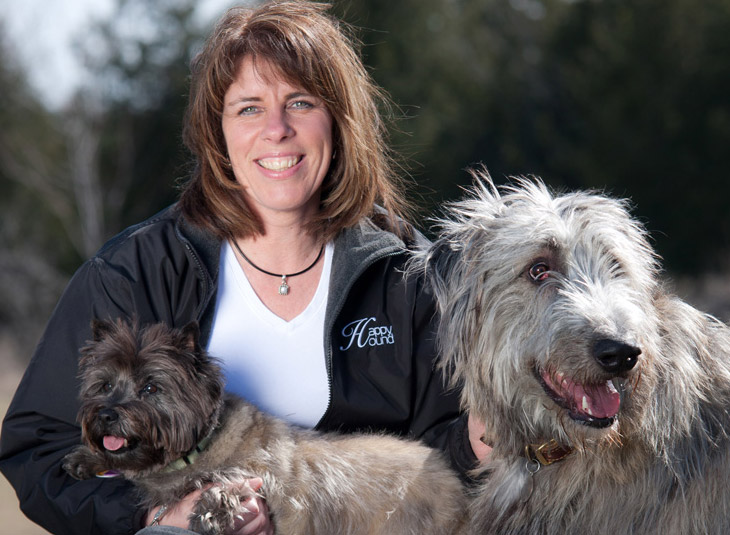 Mature Dogs - Dog Training, Marcia Scott, Happy Hound