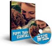 Happy Hound Training Videos - How to teach your dog the off command